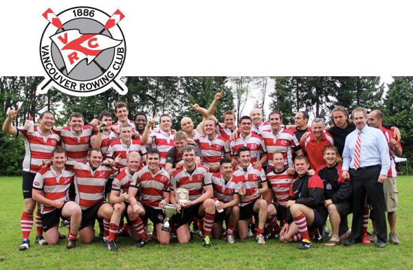 Vancouver Rowing CLub - Rugby Club - MKS Sponsoers