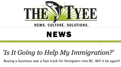 Vancouver Immigration Articles Archives - Immigration Law