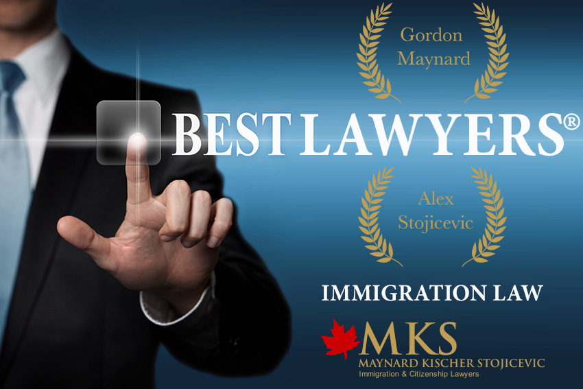 best lawyers immigration law - canada Best Lawyers® list