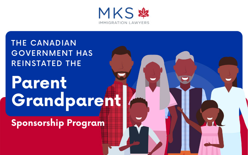 Parent Grandparent Sponsorship Program - Canadian Immigration