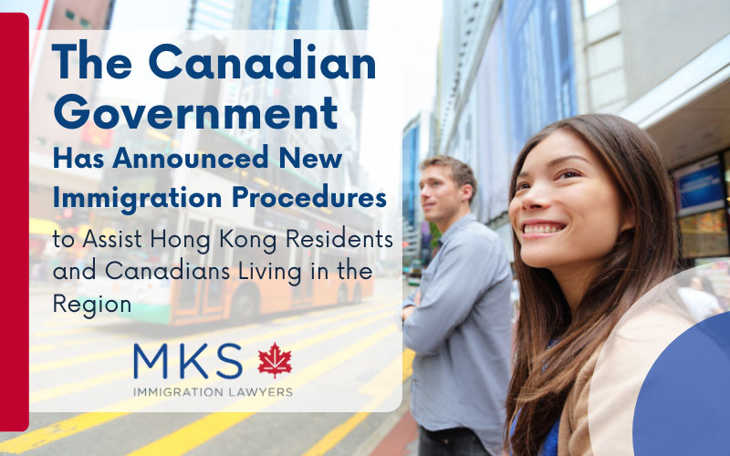Canadian Immigration Procedures  Hong Kong Residents