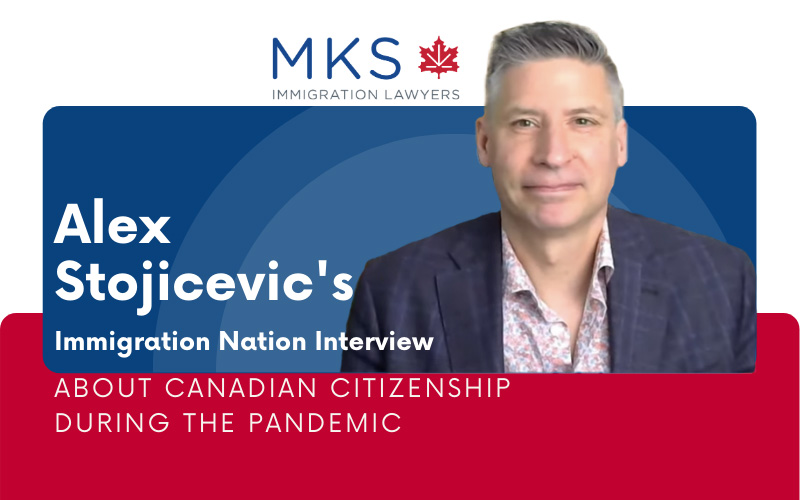 Canadian Citizenship During the Pandemic