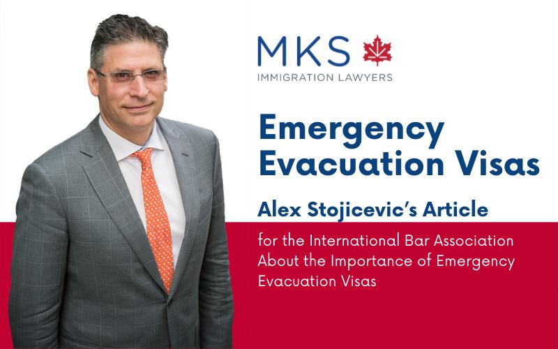 Emergency Evacuation Visas - Canada Immigration