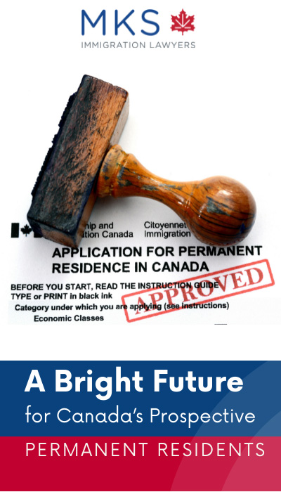 permanent residents Canadian immigration